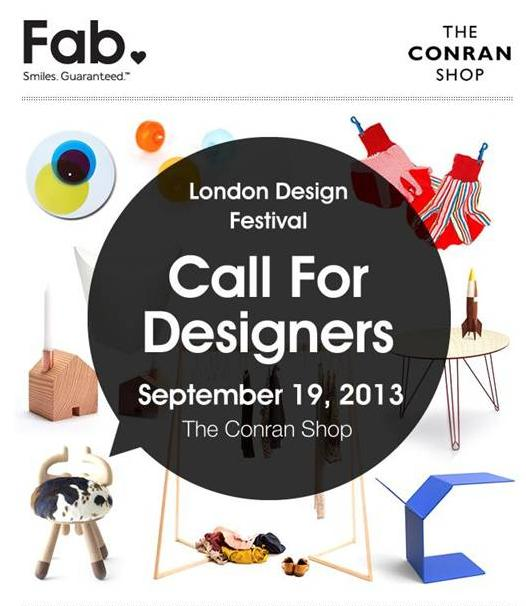Fab - Call for Designers