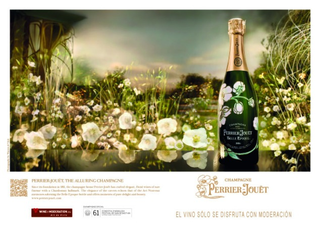 The Garden, Perrier-Jouët