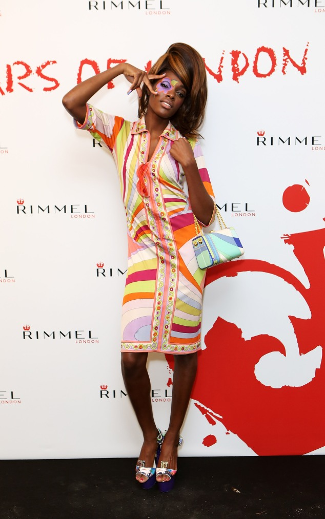 Rimmel London: 180 Years Of Cool - Party