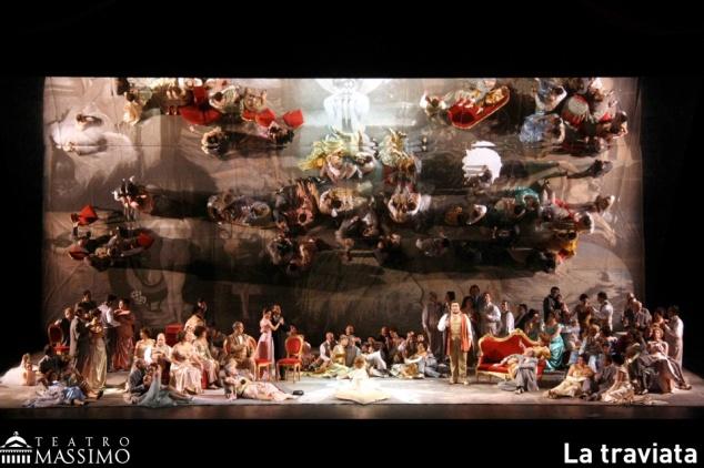 La Traviata, Teatro Massimo, Palermo