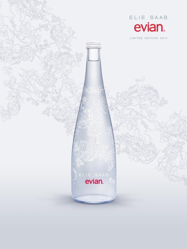 evian_Elie Saab bottle