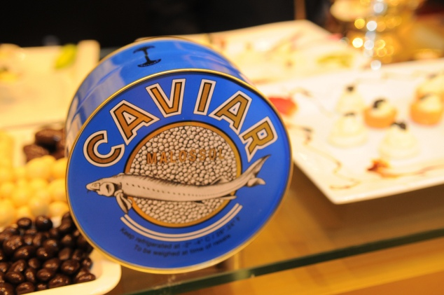 Finest caviar by Golden Caviar