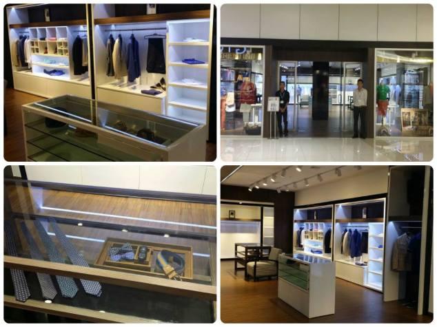 boutiques internacionales