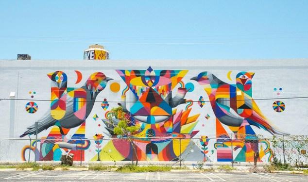 Streets of Colour, Miami