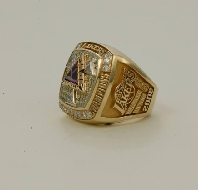 LA Lakers 2002