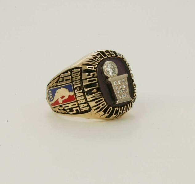 LA Lakers 1985