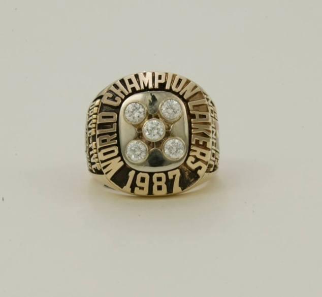 LA Lakers 1987