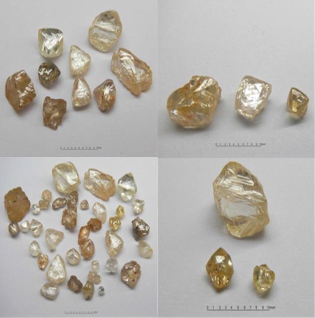 diamantes Angola