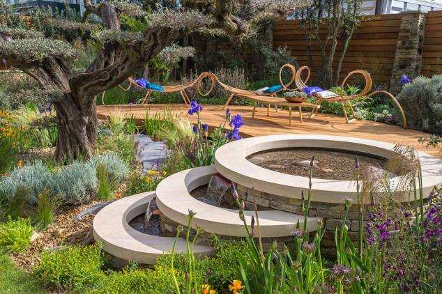 Royal Bank of Canada Garden, Designed by Matthew Wilson