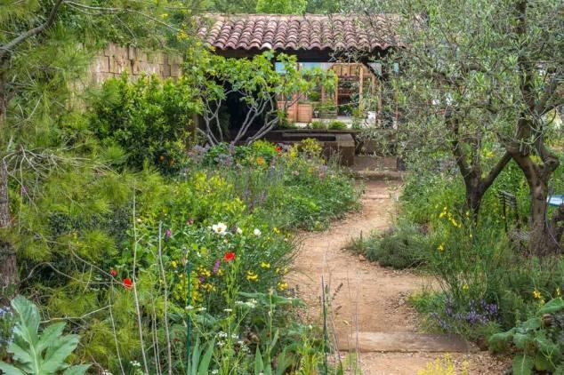 A Perfumer's Garden in Grasse by L'Occitane, Designed by James Basson