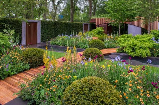 The Homebase Garden - Urban Retreat, Designed by Adam Frost