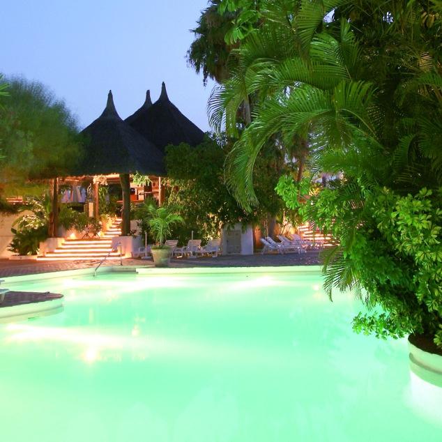 HOTEL JARD+ìN TROPICAL-LOS CUCUROCHOS