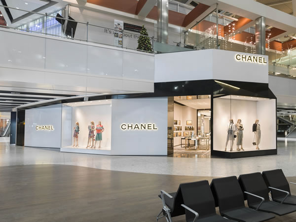 CHANEL Heathrow