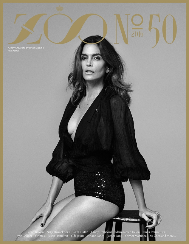 Zoo-Magazine-Spring-Summer-2016-Cindy-Crawford-by-Bryan-Adams-8