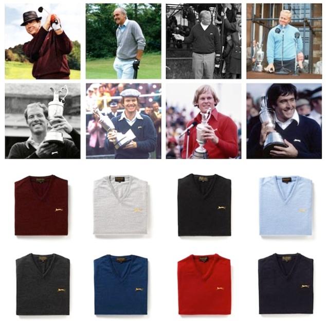 Slazenger Legend Sweater